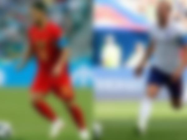 England vs Belgium World Cup 2018