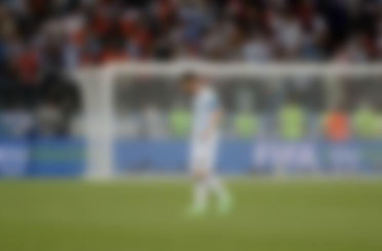 Messi vs Croatia World Cup 2018