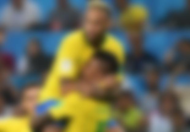 Neymar in 2018 World Cup Russia