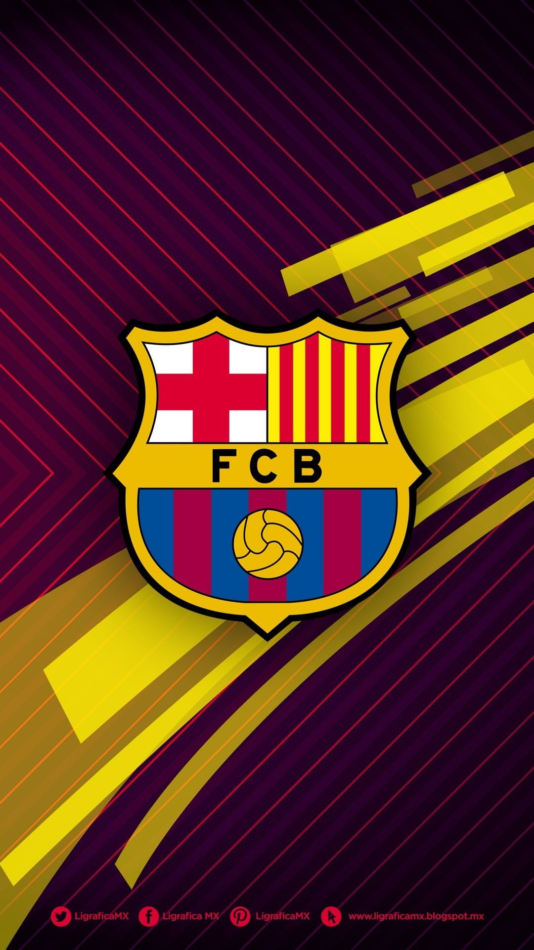Fc Barcelona 4k Hd Pc Mobile Wallpapers The Football Lovers