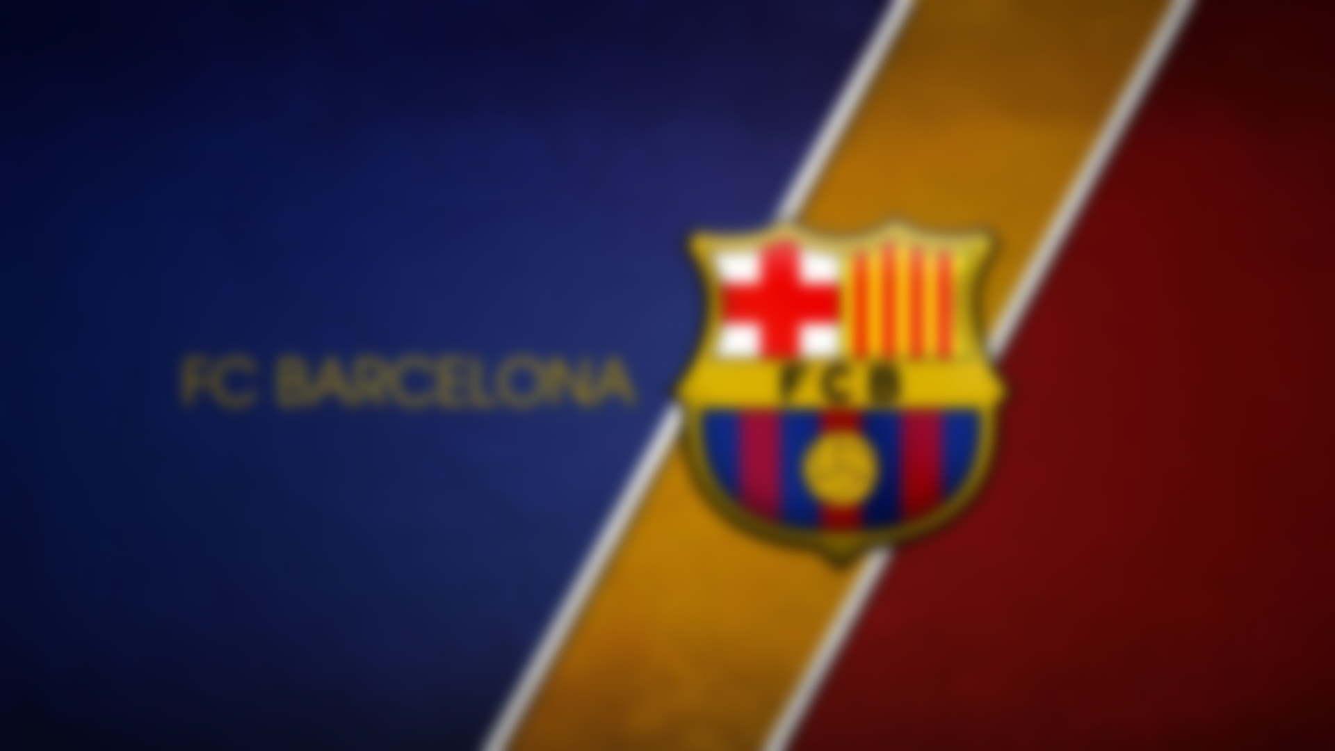 FC Barcelona logo pc wallpaper HD