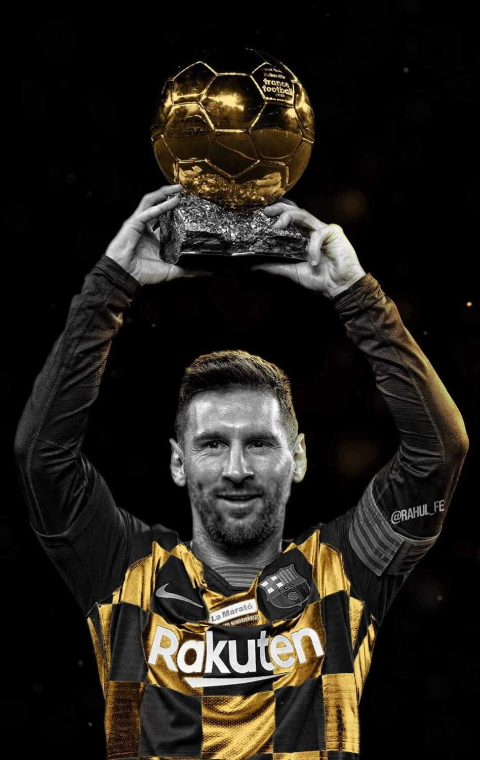 Lionel HD Lovers Football - 2020 Messi The Wallpapers