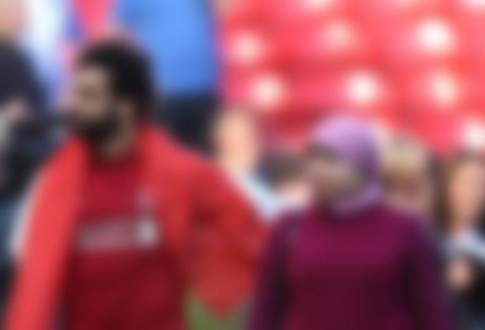 Mohamed Salah Wife