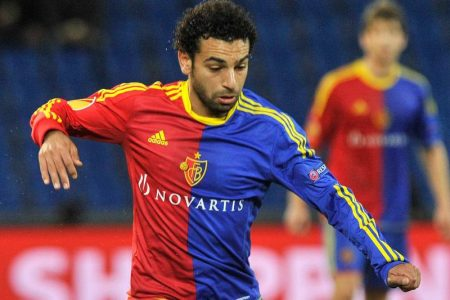 Mohamed Salah clubs and transfers