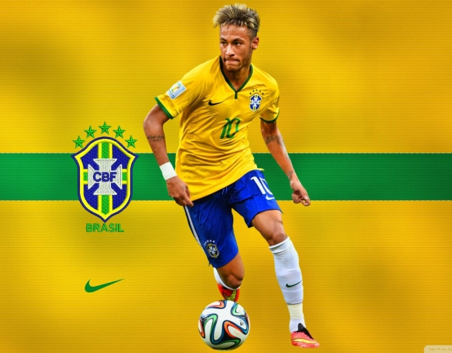 Neymar Brazil word cup wallpaper HD