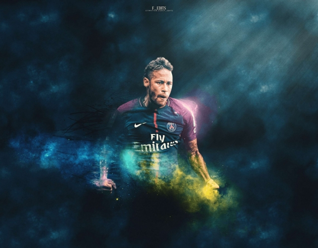 Neymar HD PSG wallpaper 2020