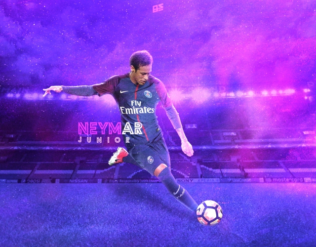 Neymar PSG 2020 wallpaper HD 4K