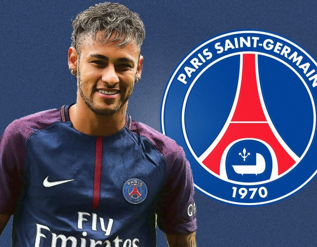 Neymar PSG revealing wallpaper HD