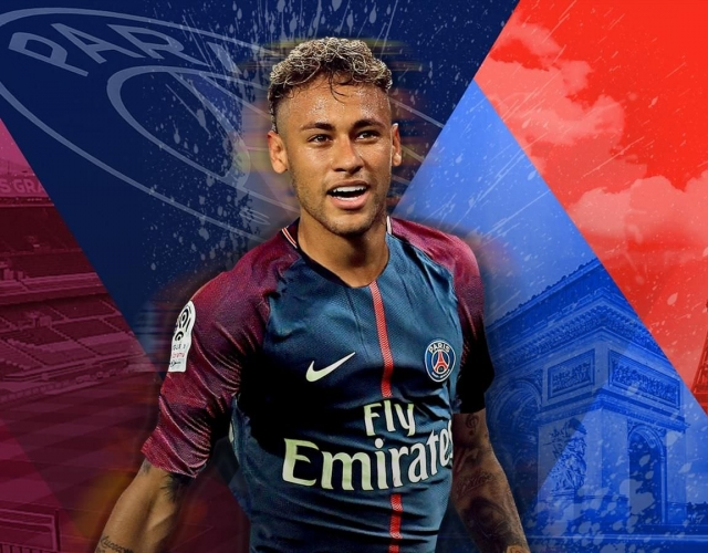 Neymar PSG wallpaper iphone HD