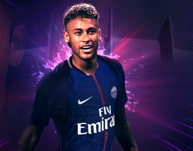 Neymar PSG iPhone wallpapers HD