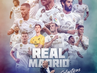 Real Madrid 4k Hd Wallpapers For Pc Phone The Football Lovers