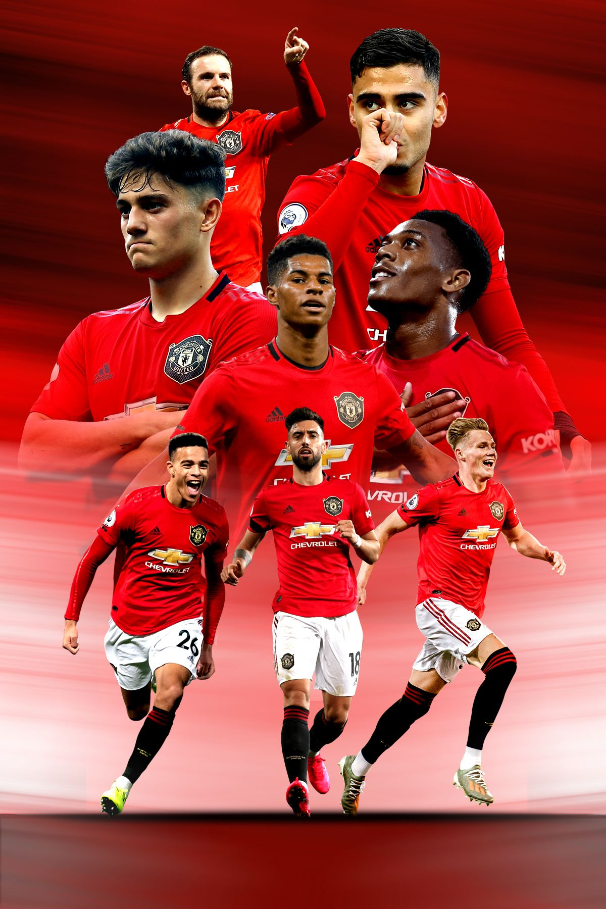 Download Manchester United Background 2020