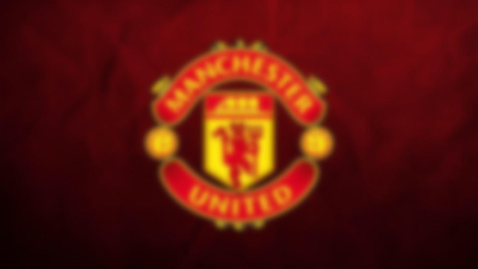 Manchester United Logo PC Wallpaper 4K HD 2020