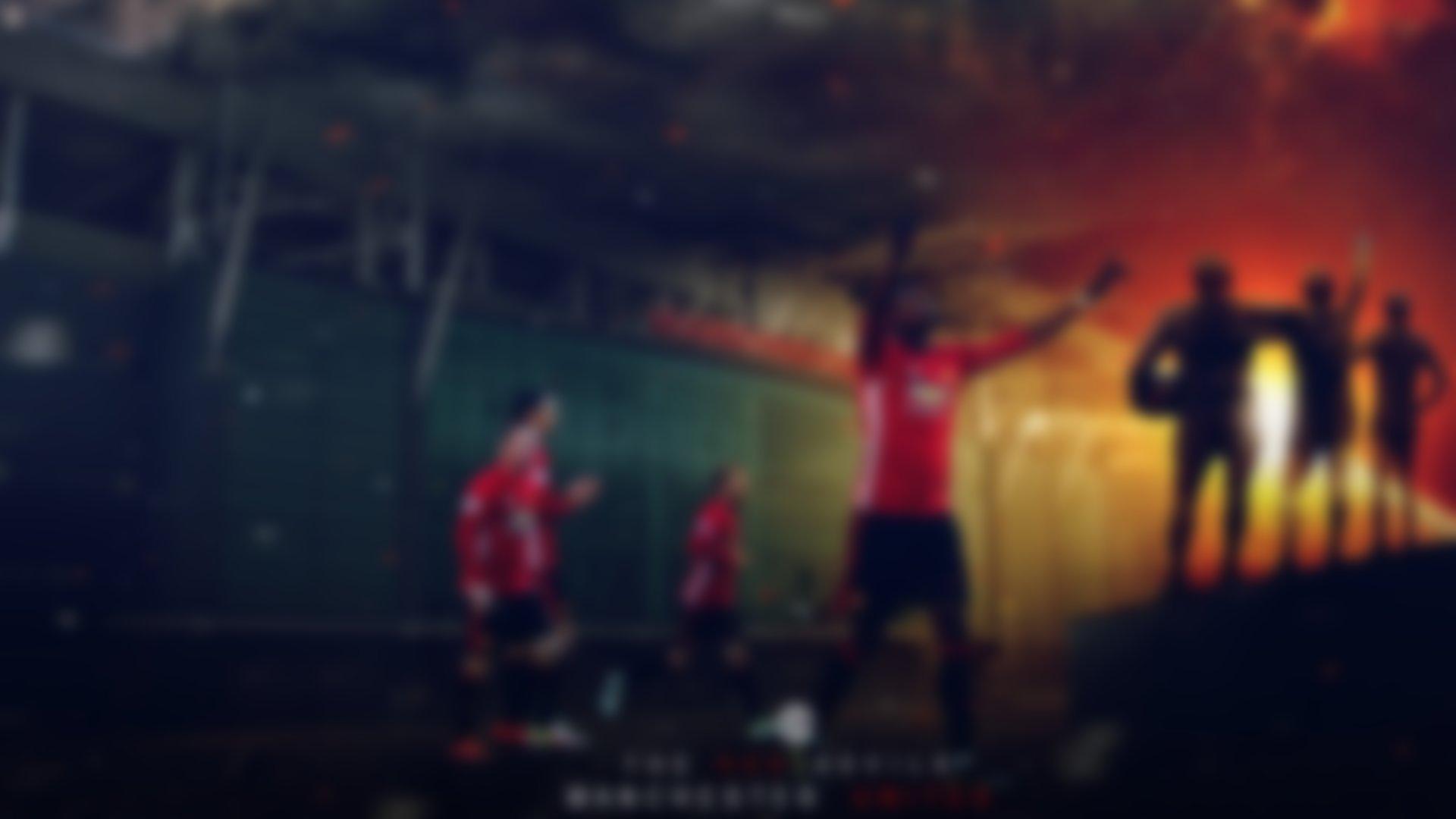 Manchester United Logo Wallpaper 4K HD 2020 Download