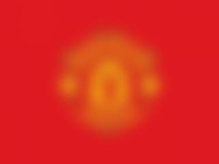 Manchester United red background logo wallpaper hd for desktop computer