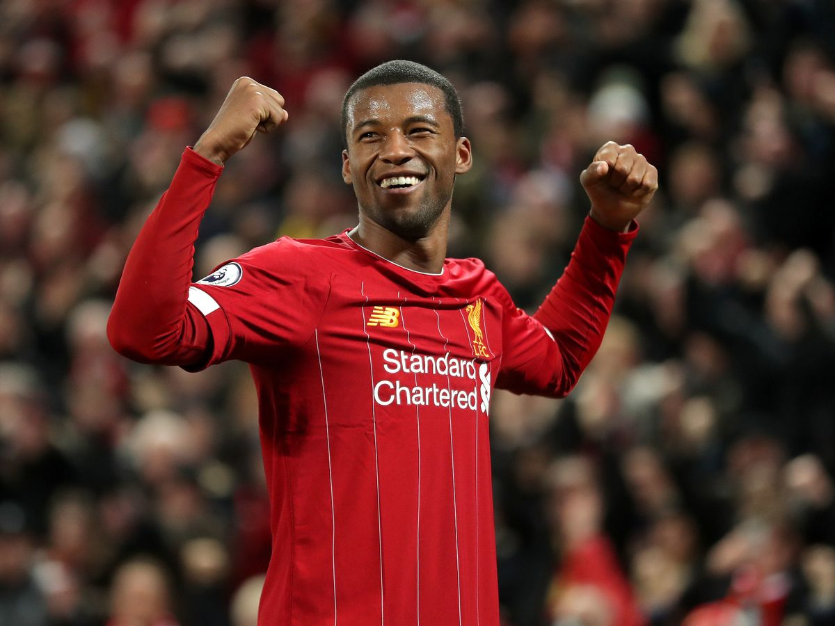 klopp to conduct a meeting with Wijnaldum