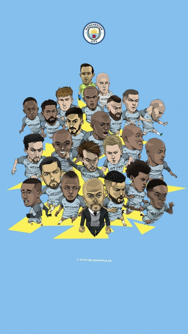 Manchester City 4k Hd Wallpaper 2020 The Football Lovers