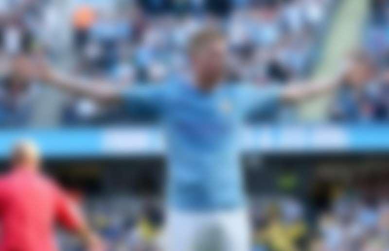 Kevin de Bruyne top 5 goals