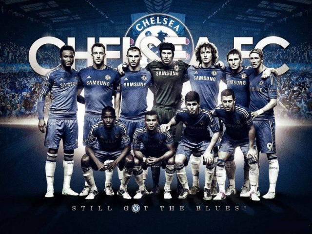 chelsea squad wallpapers 2020