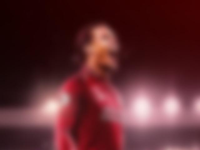 Liverpool Virgil van Dijk iPhone Wallpaper HD 4K Download