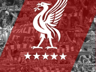 Liverpool FC Club Logo iPhone Wallpaper Download HD 4k