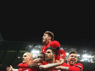 Liverpool FC Wallpaper team iphone HD 4k Download