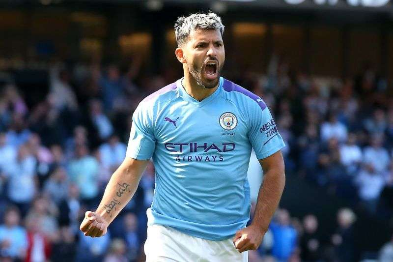 Aguero Top footballers over 30 years of age