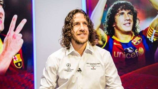 carles puyol famous football hairstyles and haircuts