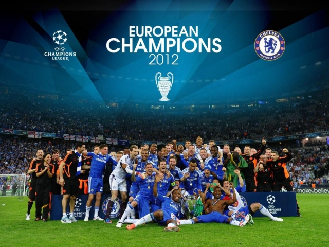 chelsea wallpaper champions league