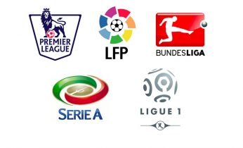 top 5 football clubs
