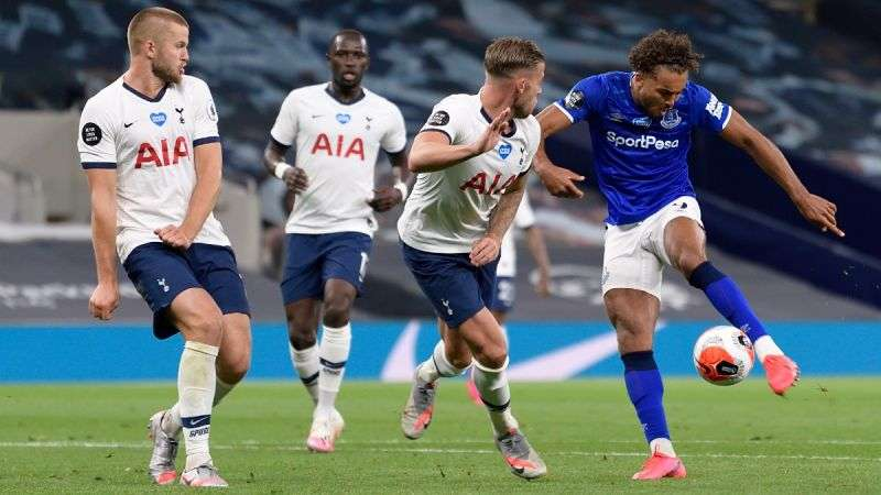 tottenham vs everton review
