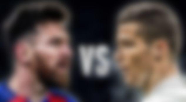 Ronaldo vs Messi GOAT