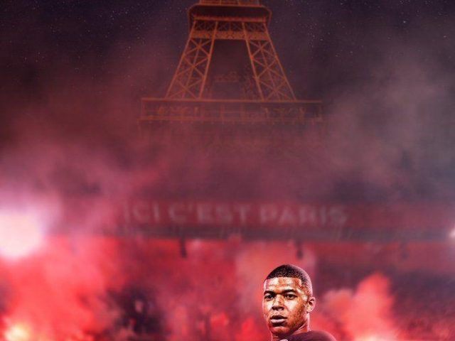 PSG wallpaper iphone