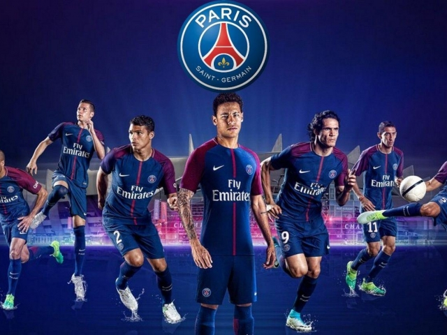 psg team wallpaper