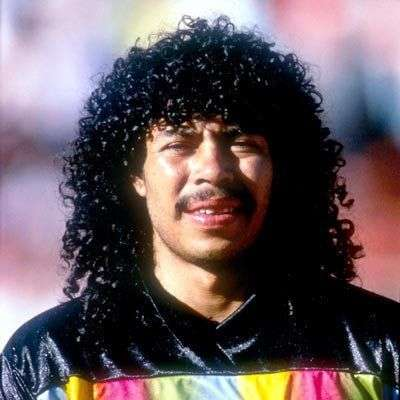 rene higuita famous hairstyle