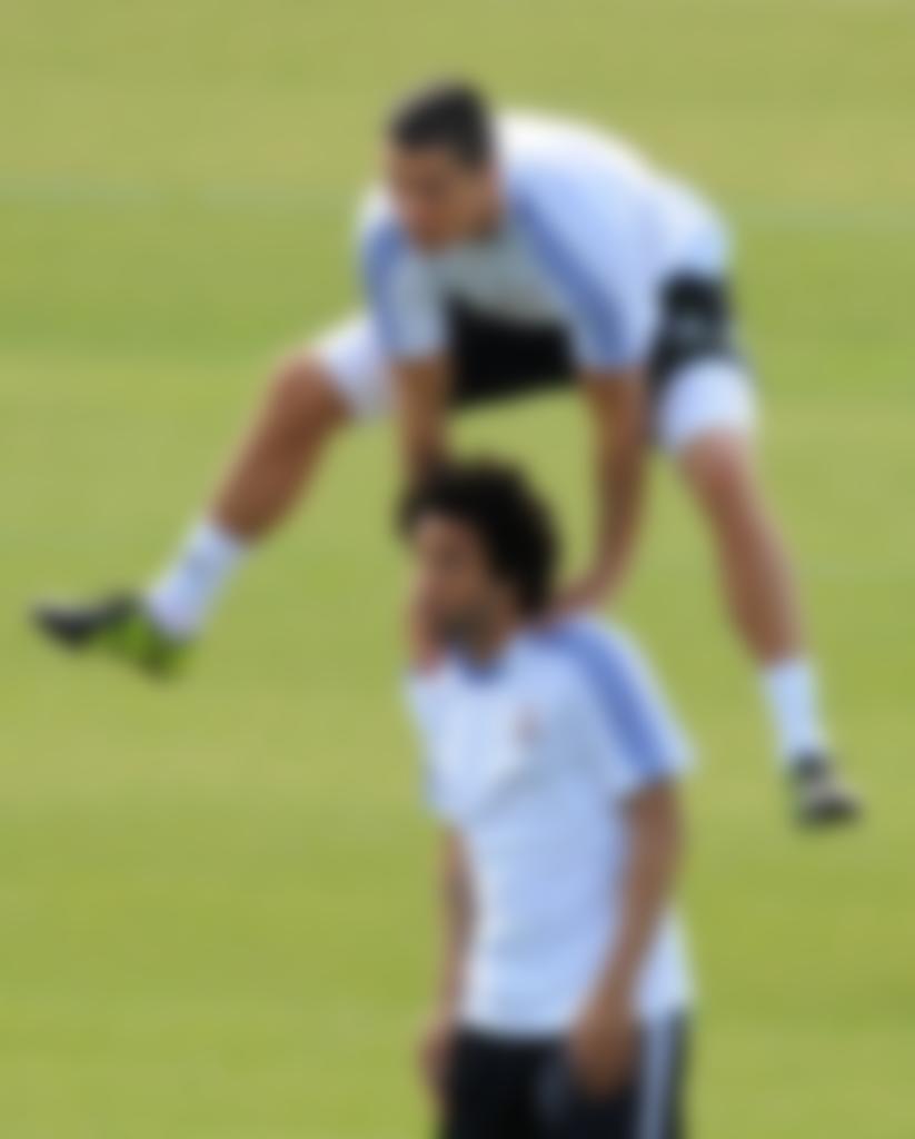 Cristiano Ronaldo Highest Jump Record Header over Marcelo