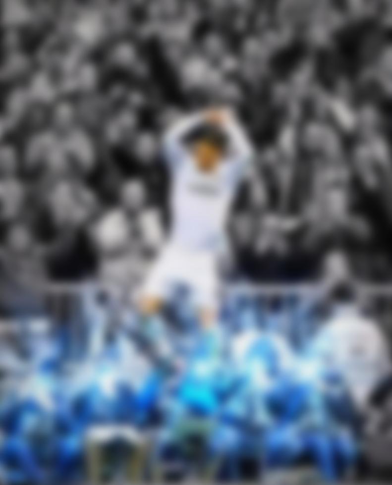 Cristiano Ronaldo SIUU celebration