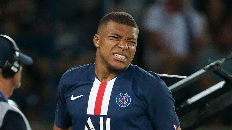 Kylian Mbappe set to leave PSG next summer