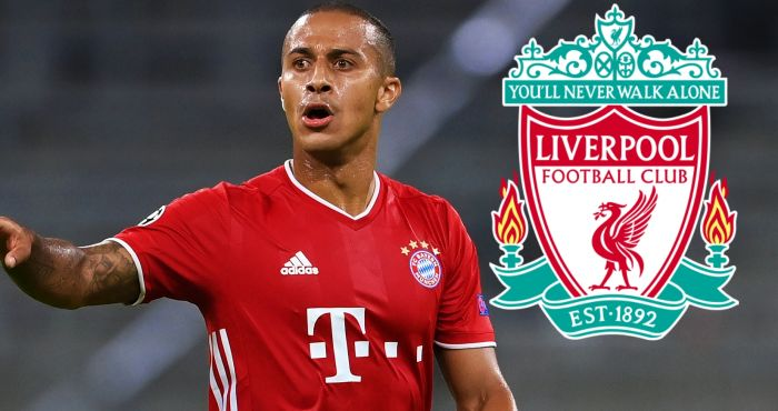 Thiago Alcantara can improve Liverpool