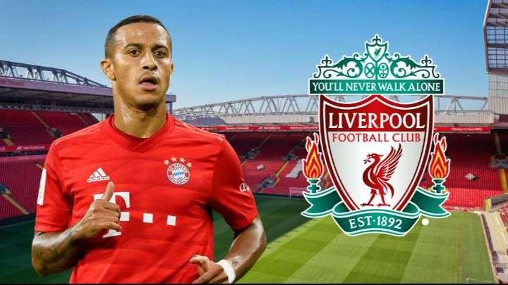Thiago to Liverpool; here we go!