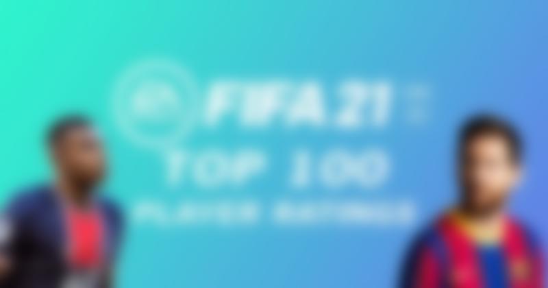 fifa 21 top 100 football players