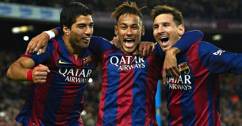 best football trios of all time