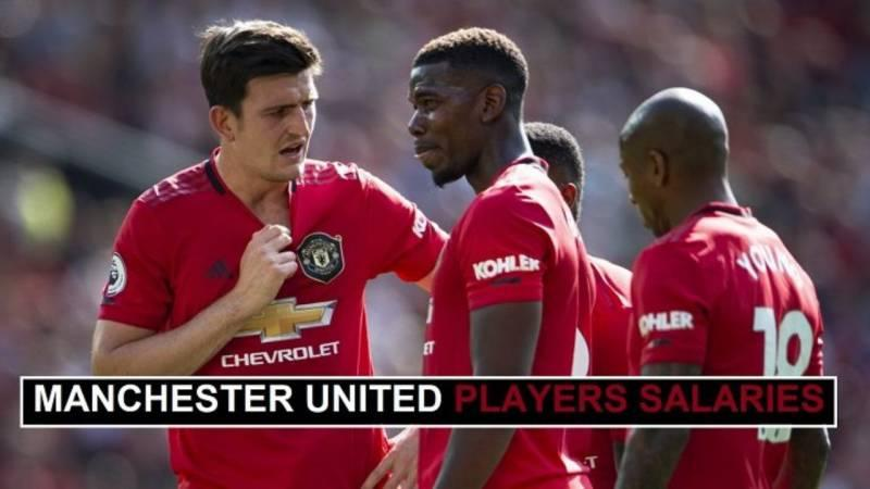 Top 10 Highest Paid Manchester United Players