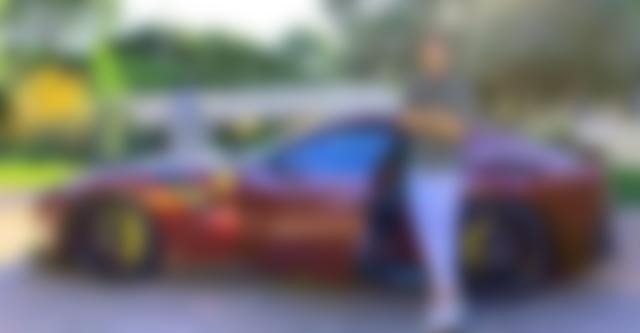 ronaldo latest cars