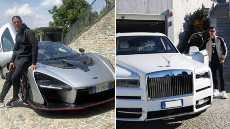 Cristiano Ronaldo Cars Collection | All New Latest Cars ...