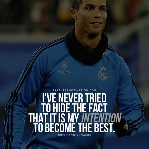 cristiano ronaldo images with quotes