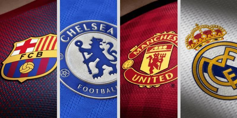 top 10 football clubs with most fans in the world
