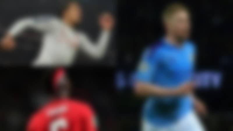 highest paid player at each premier league club