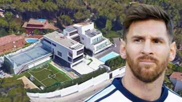 messi house castelldefels