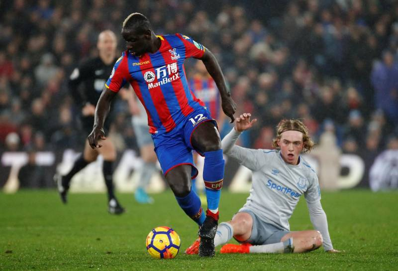 mamadou sakho is among the strongest football player in premier league
